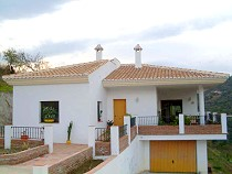 Casa Lopa, front of the house